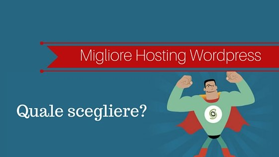 miglior hosting wordpress siteground